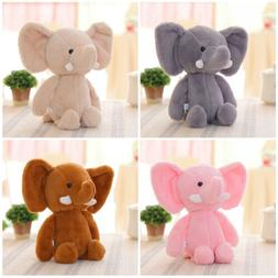 USA Cute Elephant Soft Plush Toy Mini Stuffed Animal Baby Ki