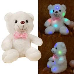 Valentine's Day Gift Creative Light Up LED Teddy Bear Stuffe