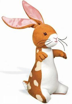 """The Velveteen Rabbit 10"""" Velvet Plush Stuffed Animal Soft To"""