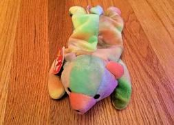 Vintage TY Beanie Babies 1998/1999 Sammy Stuffed Toy Plush A