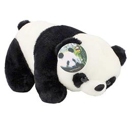 Vivid Plush Toy Animals Dolls Tiger leopard Panda Baby Plush