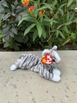 VTG TY Beanie Babies CUTE Stuffed Animal RARE CAT PRANCE Ani