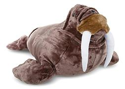 Walrus XXL - Stuffed Animal by Melissa & Doug
