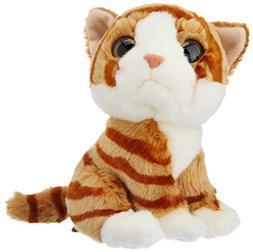 Wild Republic Wild Watcher 88808 Cat Plush Cuddly Toy 18cm