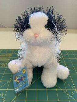 Webkinz Black And White Cat HM016 With Unused Sealed Code