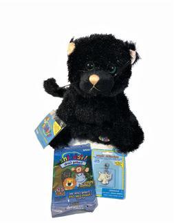 WEBKINZ BLACK CAT NEW-SEALED CODE TAG-Trading Cards/ Bonus C