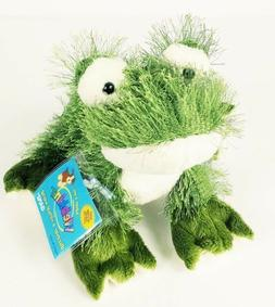Ganz Webkinz Frog Stuffed Animal HM001 NWT 9""