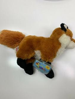 Ganz Webkinz Plush Fox New With Sealed Code Stuffed Animal H