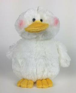 "Webkinz Stuffed Duck Toy, New With Tags, 8"", Ganz, Secret Co"