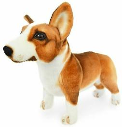 welsh corgi dog stuffed animal