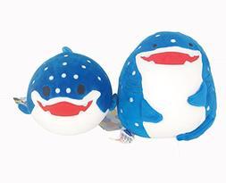 Garwarm Whale Shark Stuffed Animals Plush Toy,Kawaii Plush C
