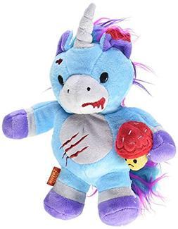 WhimWham Unicorn Cupcake Zombie 8in Plush Grown-Up Toy
