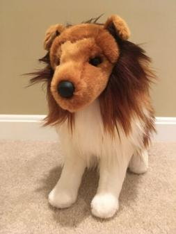 Douglas Whispy Sheltie Stuffed Dog / Puppy - New With Tags