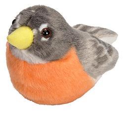 wild republic american robin plush