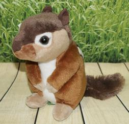 Wild Republic Cuddlekins Mini Chipmunk Stuffed Animal