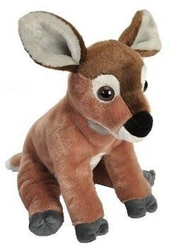 Wild Republic Cuddlekins Mule Deer Doe Stuffed Animal