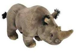 Wild Republic Cuddlekins Rhino Stuffed Animal