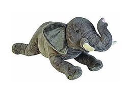 Wild Republic Jumbo Elephant Plush, Giant Stuffed Animal, Pl