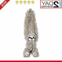 "Wild Republic Stuffed Plush Sloth Soft Toys 30"" For Kids Rea"