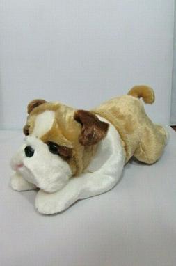 Wills The English Bulldog 12'' Plush New With Tag!! Aurora W