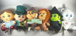 Wizard Of Oz Movie Plush Dolls Stuffed Animals Complete Set
