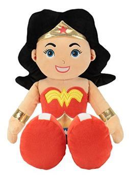 Animal Adventure Wonder Woman Plush DC Justice League Comics