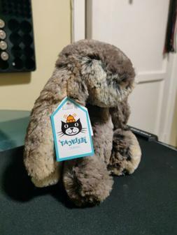"JELLYCAT Woodland Babe Bunny Rabbit 12"" Plush Stuffed Animal"