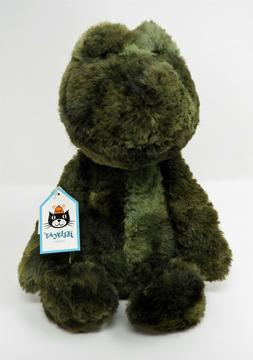 Jellycat Woodland Babe Frog, 12 inches