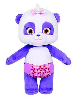"""Word Party - Lulu 7"""" Stuffed Plush Baby from the Netflix Ori"""