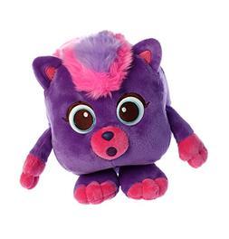 Aurora World Cuby Zoo Plush Toy, Purple
