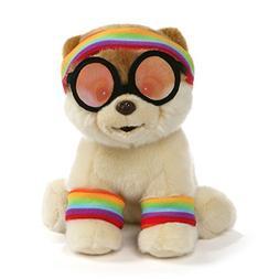 "GUND World's Cutest Dog Boo Exercise Plush, 9"" Toy, Mult"