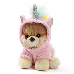 GUND World's Cutest Dog Boo Itty Bitty Boo #044 Unicorn St