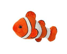 Aurora World Destination Nation Clown Fish, Orange, Small