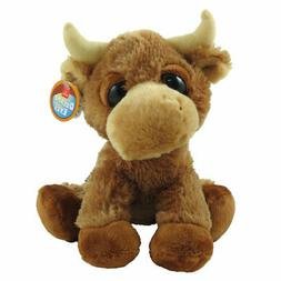 Aurora World Dreamy Eyes Ranger Bull Plush, 10""