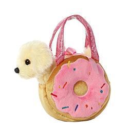 Aurora World Fancy Pals Pet Carrier Yummy Donut & Puppy Plus