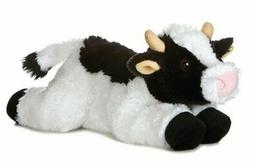 Aurora World Flopsie May Bell Cow 12""