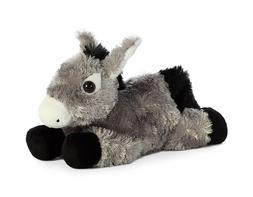 Aurora World Mini Flopsie Plush Toy, Gray