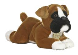 """Aurora World Miyoni 11"""" Boxer Stuffed Dog"""