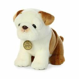 Aurora World Miyoni Plush Toy, Brown/White
