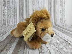 Aurora World Miyoni Cute Soft Lion Plush Silky Stuffed Anima
