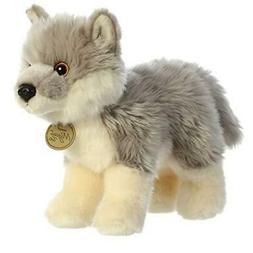 """Aurora World: Miyoni Tots 10"""" Wolf Pup Plush Toy"""