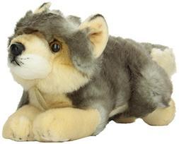 Aurora World Miyoni Wolf Plush, 1134;