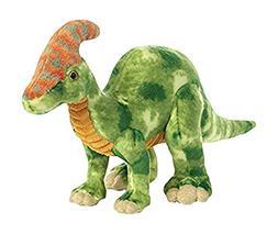 """Aurora World Parasaurolophus Dinosaur Plush, 16"""", NA"""