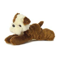 Aurora World Plush - Mini Flopsie - SEMPRE FI the Bulldog  -