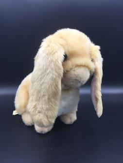 Aurora World Plush - Miyoni - LOP EAR BUNNY  - Stuffed Toy