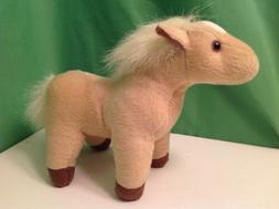 Aurora World Plush Stuffed Pony, Chincoteague, Horse, Animal