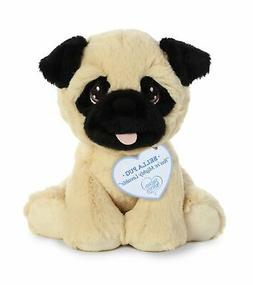 Aurora World Precious Moments Bella Pug Plush, Multicolor