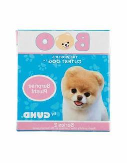 GUND World's Cutest Dog Boo Blind Box Surprise Stuffed Anima