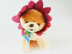 Gund World's Cutest Dog Boo Daisy Flower Stuffed Animal Plus