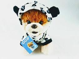 Gund World's Cutest Dog Boo Panda Pajamas Stuffed Animal Plu